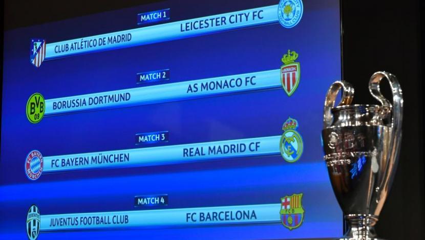 Sorteo Cuartos De Final Champions 2019 Photo: Se Definieron Los Cuartos De Final De La Champions League