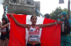 Ines bandera Londres2