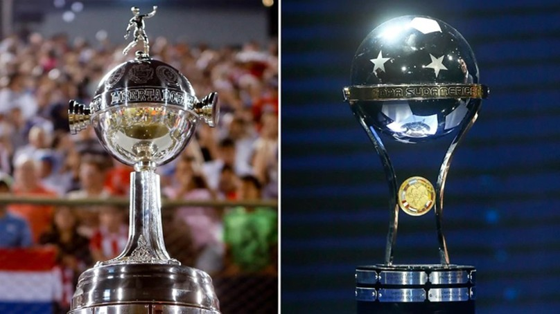 Resultado de imagen para copa sudamericana 2019 llaves